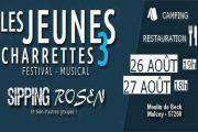 Festival Les Jeunes Charrettes à Mulcey 57260 Mulcey du 26-08-2016 à 17:00 au 28-08-2016 à 09:00