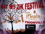 Festival Eat My Zik II au T'Chaplin Thionville 57100 Thionville du 23-09-2016 à 16:00 au 25-09-2016 à 21:59