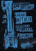 Punk Rock Show III au Thillot 88160 Le Thillot du 17-09-2016 à 18:00 au 18-09-2016 à 00:00