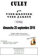 Vide Grenier et Vide Jardin à Culey 55000 Loisey-Culey du 25-09-2016 à 06:00 au 25-09-2016 à 16:00