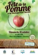 Fête de la Pomme et du Développement Durable à Charmes 88130 Charmes du 16-10-2016 à 08:00 au 16-10-2016 à 16:00