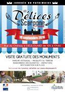 Journées du Patrimoine à Dieulouard Les Délices de Scarpone 54380 Dieulouard du 18-09-2016 à 08:00 au 18-09-2016 à 15:30