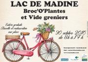 Broc'O'Plantes et Vide-Greniers Lac de Madine 55210 Nonsard-Lamarche du 30-10-2016 à 06:00 au 30-10-2016 à 15:00