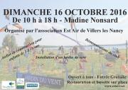 Démonstrations de Cerfs-volants au Lac de Madine 55210 Nonsard-Lamarche du 16-10-2016 à 08:00 au 16-10-2016 à 16:00