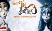 Nuit Tim Burton à Gérardmer 88400 Gérardmer du 28-10-2016 à 16:30 au 28-10-2016 à 21:45