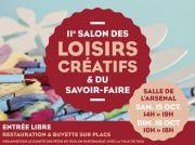 Salon des Loisirs Créatifs et du Savoir-Faire Toul 54200 Toul du 15-10-2016 à 12:00 au 16-10-2016 à 16:00