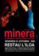 Dîner Flamenco et Soirée Dansante Iloa Nancy 54130 Dommartemont du 21-10-2016 à 18:00 au 22-10-2016 à 00:00