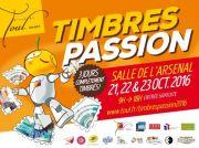 Timbres Passion 2016 à Toul 54200 Toul du 21-10-2016 à 07:00 au 23-10-2016 à 15:00