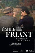 Exposition Emile Friant Musée Beaux-Arts Nancy 54000 Nancy du 04-11-2016 à 08:00 au 27-02-2017 à 16:00