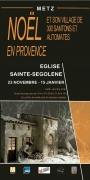 Noël en Provence à Metz 57000 Metz du 23-11-2016 à 08:00 au 15-01-2017 à 16:00