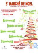 Marché de Noël Epinal Les Tourmalines 88000 Epinal du 26-11-2016 à 08:00 au 26-11-2016 à 16:00