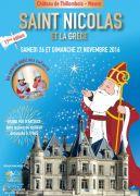Saint-Nicolas Château de Thillombois 55260 Thillombois du 26-11-2016 à 11:45 au 27-11-2016 à 16:00