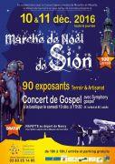 Marché de Noël Colline de Sion 54330 Vaudémont du 10-12-2016 à 08:00 au 11-12-2016 à 16:00