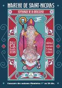 Marché de Saint Nicolas et Noël à Yutz 57970 Yutz du 03-12-2016 à 12:00 au 18-12-2016 à 17:00