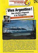 Connaissance du Monde Argentine à Nancy 54000 Nancy du 21-11-2016 à 12:30 au 22-11-2016 à 14:30