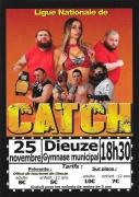 Gala de Catch à Dieuze 57260 Dieuze du 25-11-2016 à 16:30 au 25-11-2016 à 21:00