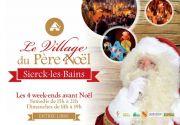 Village de Noël Sierck-les-Bains Marché de Noël  57480 Sierck-les-Bains du 26-11-2016 à 13:00 au 18-12-2016 à 17:00