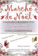 Marché de Noël à Etival-Clairefontaine 88480 Étival-Clairefontaine du 04-12-2016 à 08:00 au 04-12-2016 à 16:00