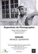 Exposition Errare à Remiremont Photos Chili 88200 Remiremont du 16-11-2016 à 12:00 au 21-01-2017 à 16:00