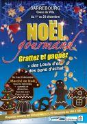 Festivités de Noël à Sarrebourg 57400 Sarrebourg du 03-12-2016 à 08:00 au 24-12-2016 à 16:00
