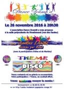 Zumba Party à Houdemont 54180 Houdemont du 26-11-2016 à 18:30 au 26-11-2016 à 21:00