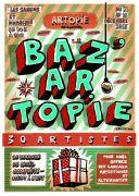 Marché de Noël Baz'artopie à Meisenthal 57960 Meisenthal du 03-12-2016 à 12:00 au 18-12-2016 à 16:00