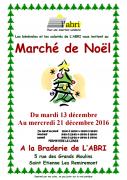 Marché de Noël à Saint-Etienne-les-Remiremont 88200 Saint-Étienne-lès-Remiremont du 13-12-2016 à 07:00 au 21-12-2016 à 15:00