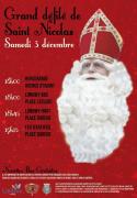 Grand Défilé de Saint-Nicolas à Longwy 54400 Longwy du 03-12-2016 à 12:30 au 03-12-2016 à 18:00