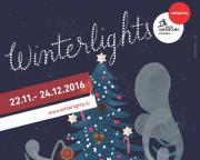 Marchés de Noël Winterlights à Luxembourg Luxembourg-ville Luxembourg du 22-11-2016 à 08:00 au 24-12-2016 à 18:00