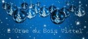 Menu Noël à Vittel Orée du Bois 88800 Vittel du 25-12-2016 à 17:00 au 25-12-2016 à 21:30