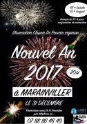 Soirée Saint-Sylvestre à Marainviller 54300 Marainviller du 31-12-2016 à 18:00 au 01-01-2017 à 00:00