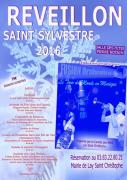 Réveillon Saint Sylvestre à Lay-Saint-Christophe 54690 Lay-Saint-Christophe du 31-12-2016 à 18:30 au 01-01-2017 à 01:00