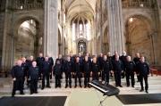 Concert Nouvel An Choeur d'Hommes Nancy, à Domgermain 54119 Domgermain du 08-01-2017 à 14:00 au 08-01-2017 à 15:30
