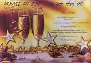 Réveillon Nouvel An au Bar Chez DG à Etain 55400 Étain du 31-12-2016 à 18:00 au 01-01-2017 à 00:00