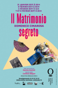 II Matrimonio segreto, Domenico Cimarosa à Nancy  54000 Nancy du 31-01-2017 à 18:00 au 09-02-2017 à 18:00