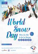 Fête du Ski et de la Neige à Gérardmer Mauselaine 88400 Gérardmer du 15-01-2017 à 08:00 au 15-01-2017 à 15:00