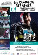 Duathlon des Neiges à la Bresse  88250 La Bresse du 04-03-2017 à 15:30 au 04-03-2017 à 18:00