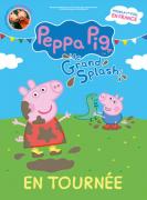 PEPPA PIG, le Grand Splash à Ludres  54710 Ludres du 04-03-2017 à 12:30 au 04-03-2017 à 14:30