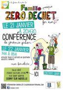 Conférence et Ateliers Zéro Déchet à Corny-sur-Moselle 57680 Corny-sur-Moselle du 21-01-2017 à 18:30 au 22-01-2017 à 16:00