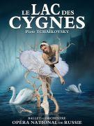 Ballet Le Lac des Cygnes à Metz 57000 Metz du 19-03-2017 à 14:00 au 19-03-2017 à 16:30