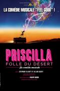 Priscilla Folle du Désert au Galaxie d'Amnéville 57360 Amnéville du 22-12-2017 à 18:00 au 22-12-2017 à 21:00