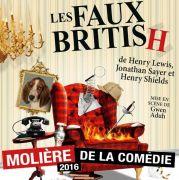Les Faux British au Théâtre de Thionville 57100 Thionville du 04-03-2017 à 18:00 au 04-03-2017 à 20:30