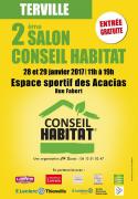 Salon Habitat à Terville 57180 Terville du 28-01-2017 à 10:00 au 29-01-2017 à 18:00