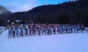 Ski Fond Trace Vosgienne Hiver à la Bresse 88250 La Bresse du 26-02-2017 à 06:00 au 26-02-2017 à 12:30