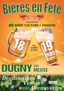Salon Bières en Fête à Dugny-sur-Meuse 55100 Dugny-sur-Meuse du 18-03-2017 à 09:30 au 19-03-2017 à 17:00