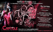 Dîner Dansant Saint Valentin Metz au Capitole 57070 Saint-Julien-lès-Metz du 14-02-2017 à 19:00 au 14-02-2017 à 22:59