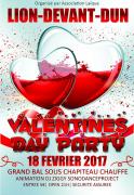 Valentines Day Party à Lion-devant-Dun 55110 Doulcon du 18-02-2017 à 20:00 au 18-02-2017 à 22:59