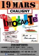Brocante Les3Chali à Chaligny 54230 Chaligny du 19-03-2017 à 05:00 au 19-03-2017 à 17:00