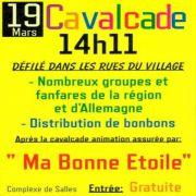 Défilé de Carnaval à Niderviller 57565 Niderviller du 19-03-2017 à 13:11 au 19-03-2017 à 20:00