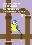 Animations Vacances Hiver au Musée du Fer Jarville 54140 Jarville-la-Malgrange du 13-02-2017 à 14:00 au 24-02-2017 à 15:30